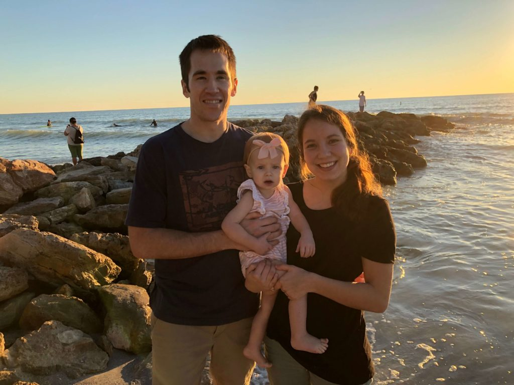 SEO Family Photo on the Beach on Sarasota Florida